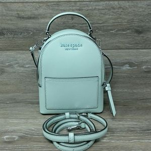 Kate Spade Mini Convertible Backpack (NWT)